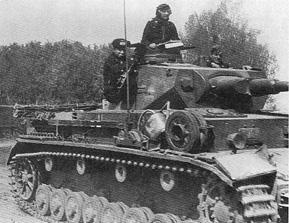 Средний танк Pz Kpfw IV