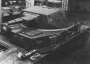 Танк Pz Kpfw IV Ausf A