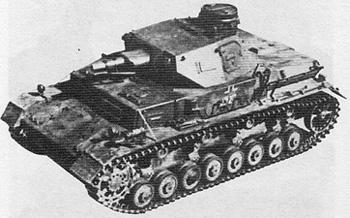 Танк Pz Kpfw IV Ausf B
