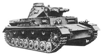 Танк Pz Kpfw IV Ausf C