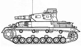 Танк Pz Kpfw IV Ausf D