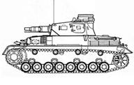 Средний танк Pz IV Ausf D