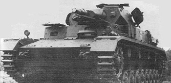 Танк Pz Kpfw IV Ausf E