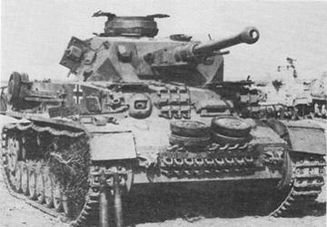 Танк Pz Kpfw IV Ausf F2