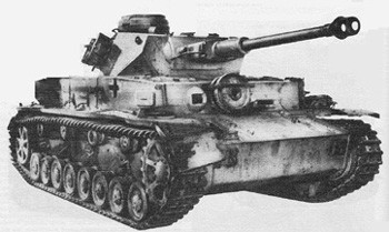 Танк Pz Kpfw IV Ausf G