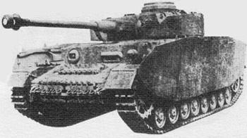 Танк Pz Kpfw IV Ausf Н