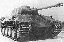 Средний танк Pz Kpfw V Ausf D